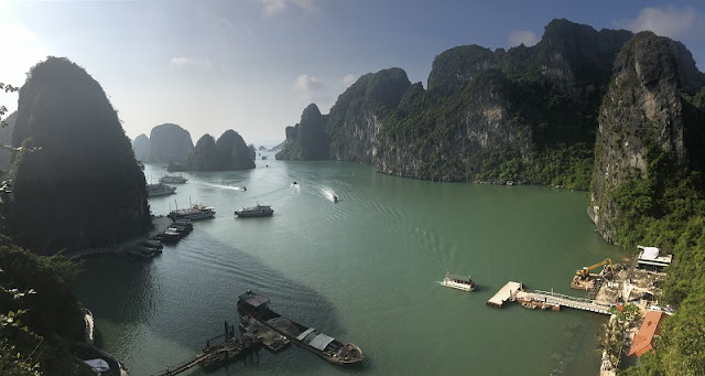 One Day In Halong Bay