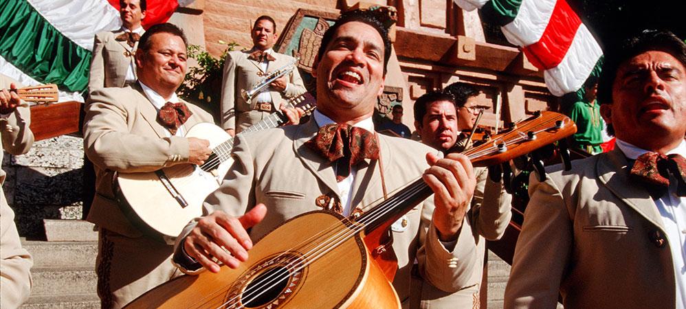 4659ee5820153 A origem da música mexicana vem de sons de herança indígena. No entanto