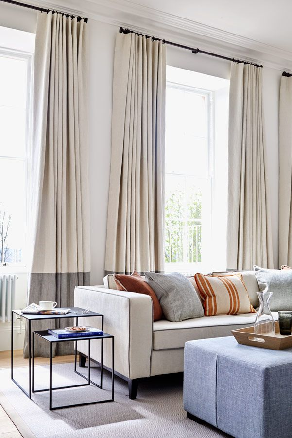 Curtain Rod For Corner Windows Door French Grommet Panels Room Divider