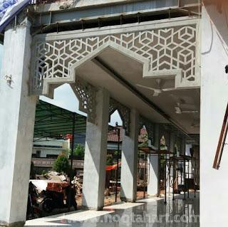 krawangan grc masjid