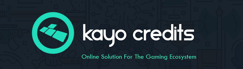 KayoCredits - Online Solution For The Gaming Ecosystem