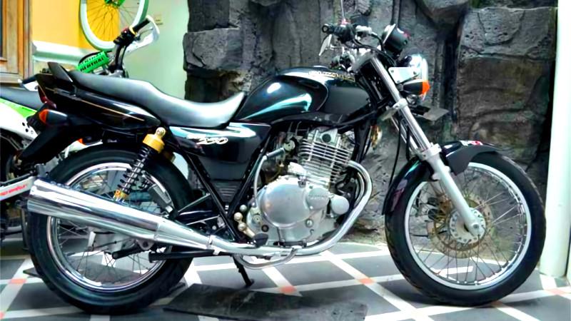 Suzuki Thunder Gsx 250 Mobil Motor Lama
