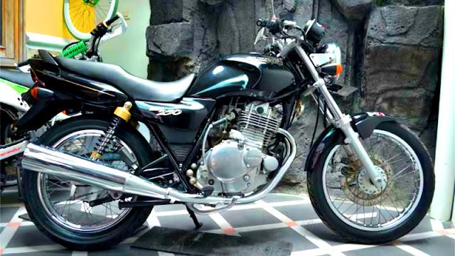 Suzuki Thunder GSX 250