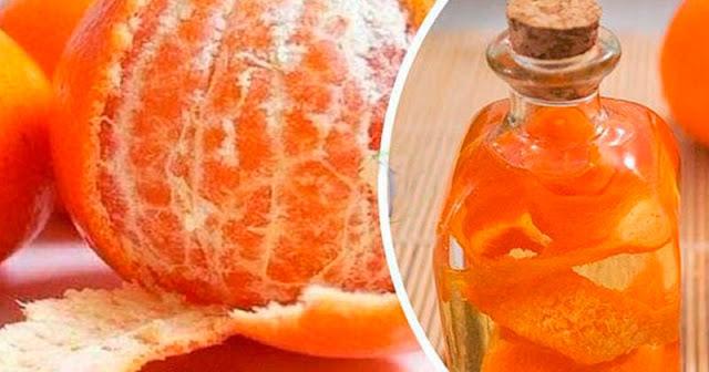 Estos son los 7 problemas que la cáscara de mandarina resuelve mejor que los medicamentos