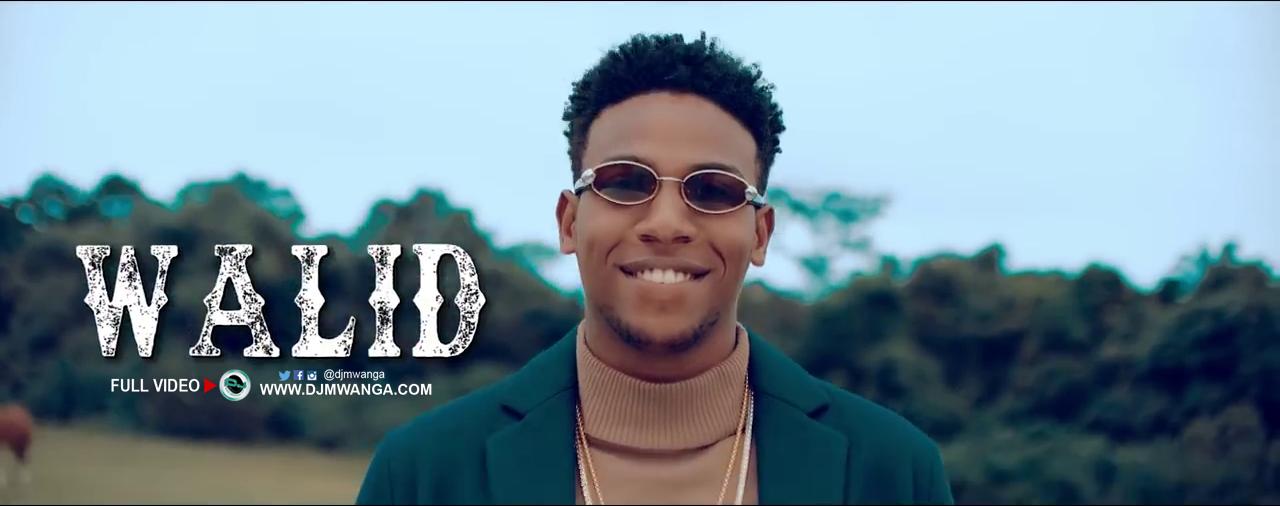 VIDEO   Walid - Dunia   Watch/Download - DJ Mwanga
