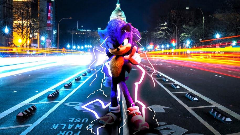 Sonic The Hedgehog 2020 Movie 4k Wallpaper 7 1179
