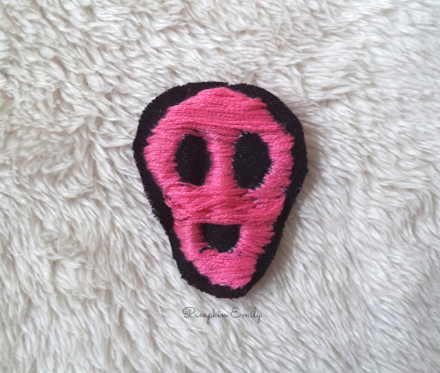 DIY Alien Patch