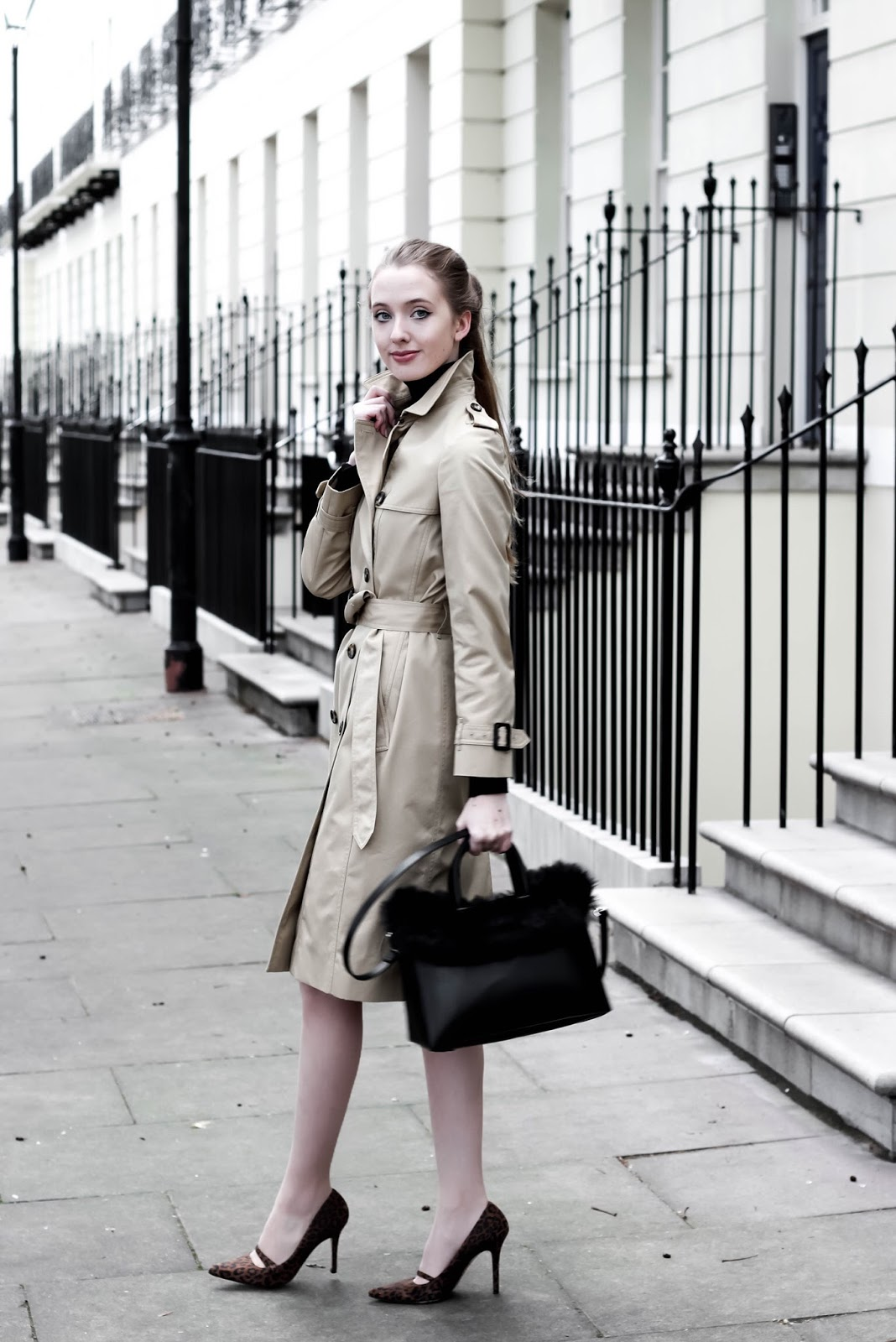Are Trench Coats Back on Trend Spring 2018 Fashion Blog