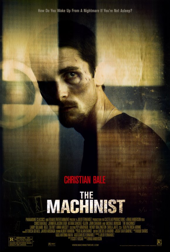 The Machinist หลอน…ไม่หลับ