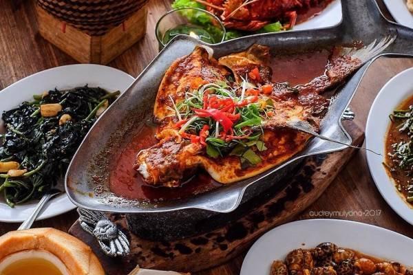 5 Restoran Seafood Paling Favorit di Jakarta, Enak Banget!