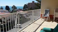 apartamento en alquiler playa els terrers benicasim terraza