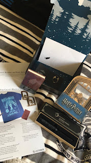 Wizarding World Loot Crate. July Magical Must-Haves
