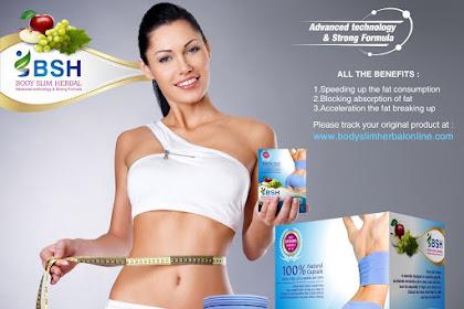 Body Slim Herbal Pelangsing Ampuh