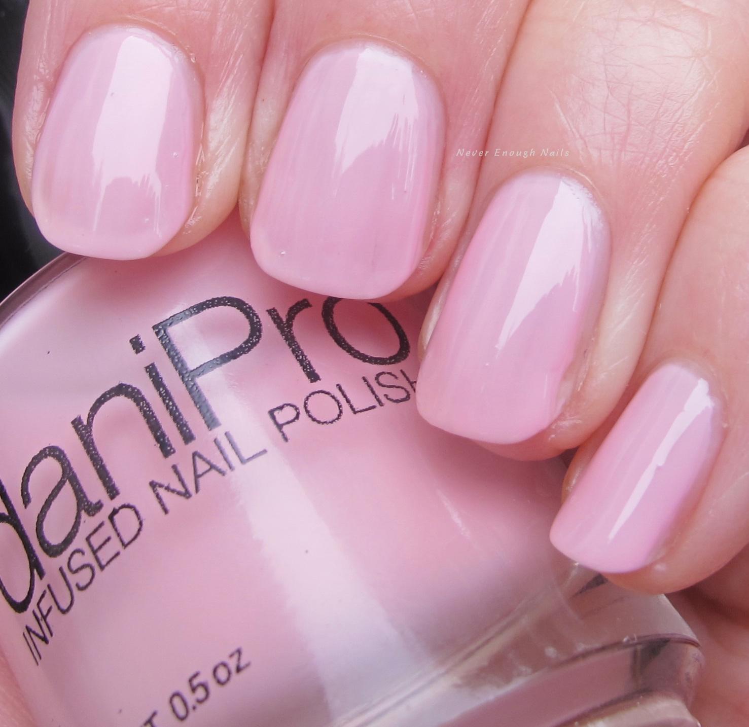 Three Free Nail Polish Brands List: Never Enough Nails: New To Me Brand- DaniPRO Nail Polish
