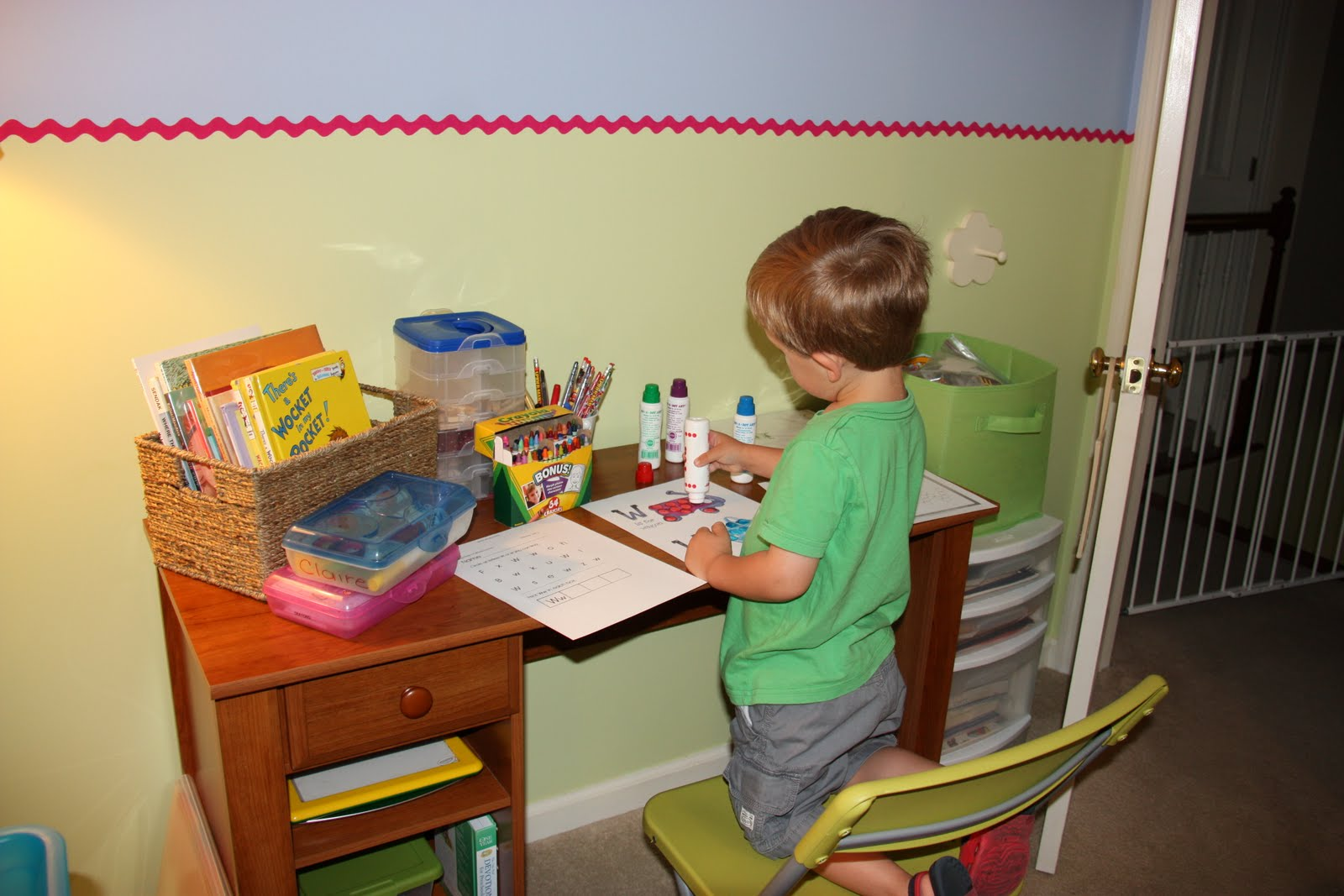 Snippets It S The Little Things Preschool Corner W Is For Watermelon