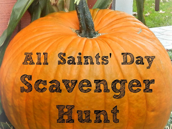 The All Saints' Day Scavenger Hunt