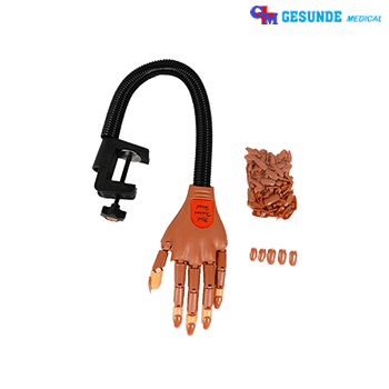 Alat Pelatihan Manicure | Nail Trainer Manicure