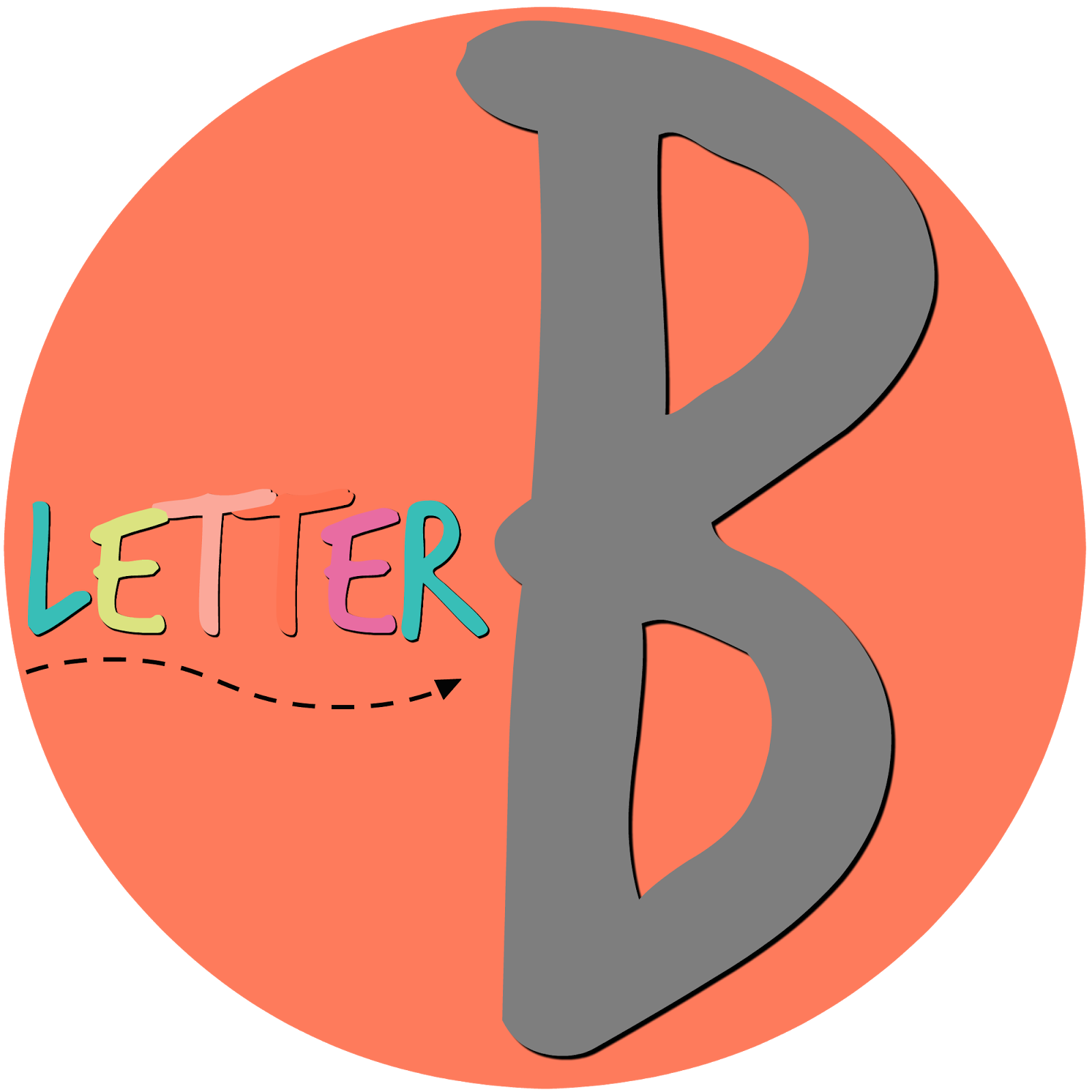 Kindergarten Worksheets And Games Letter B