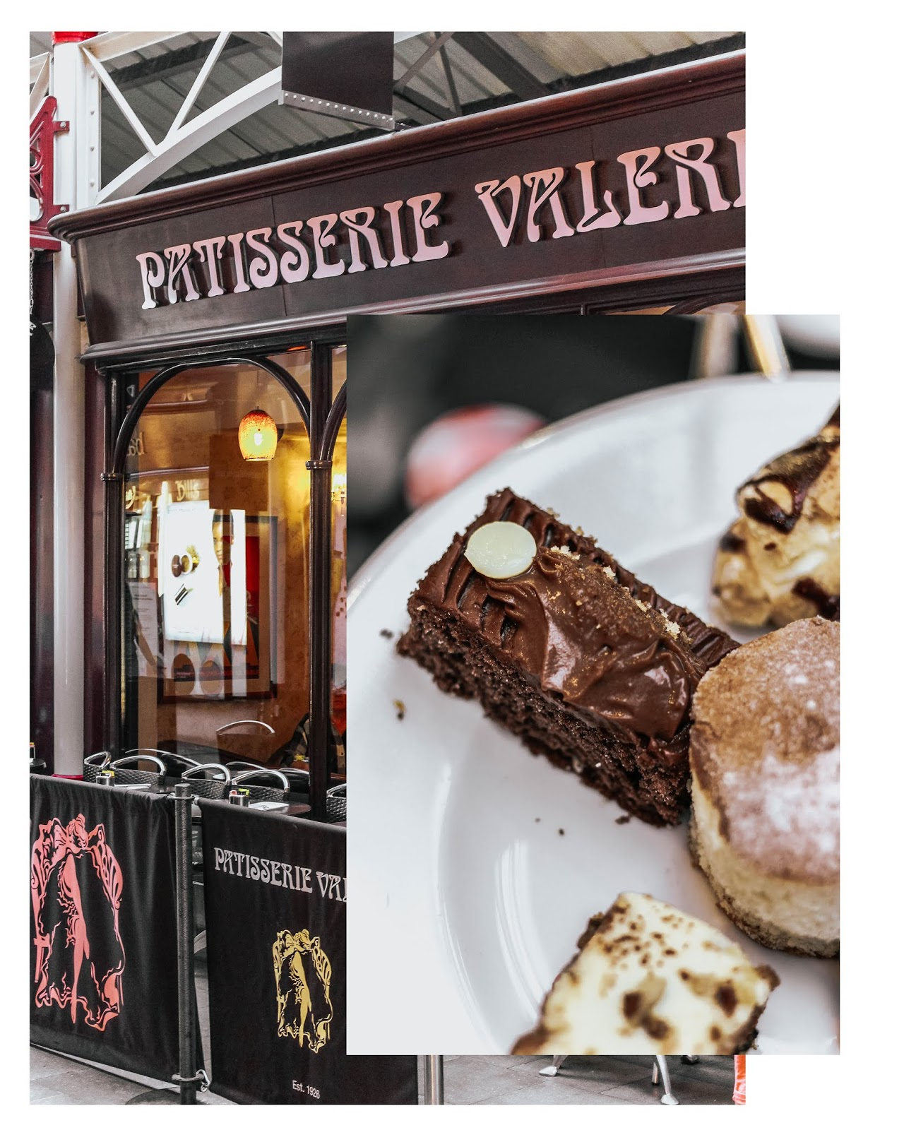 Patisserie Valerie Afternoon Tea Blog Review