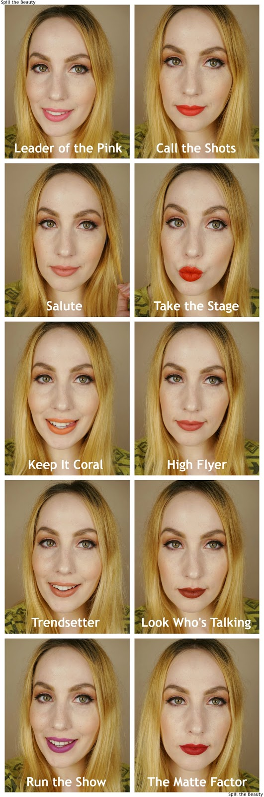 rimmel the only 1 matte lipstick review swatches