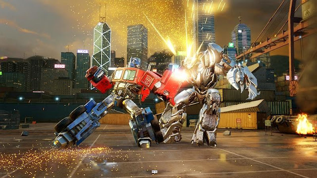 Download TRANSFORMERS Forged to Fight Mod APK cho Android
