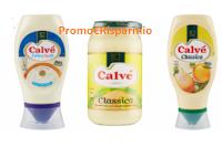 Logo ''Calvè Grigliata Tra Amici'' vinci 105 buoni spesa da 50€