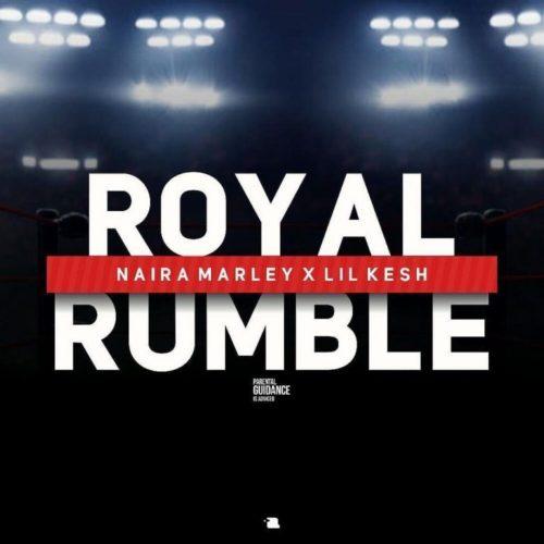 """[LG Music] Na!ra Marley – """"Royal Rumble"""" ft. Lil Kesh"""