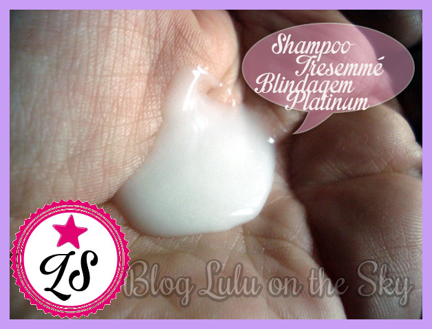 Shampoo e Condicionador TRESemmé®  Blindagem Platinum - blog luluonthesky