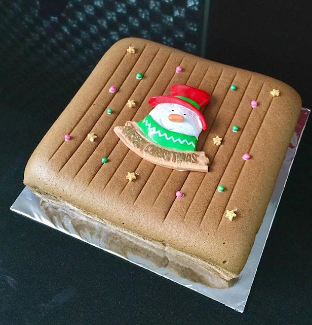Ogura Chocolate Cake