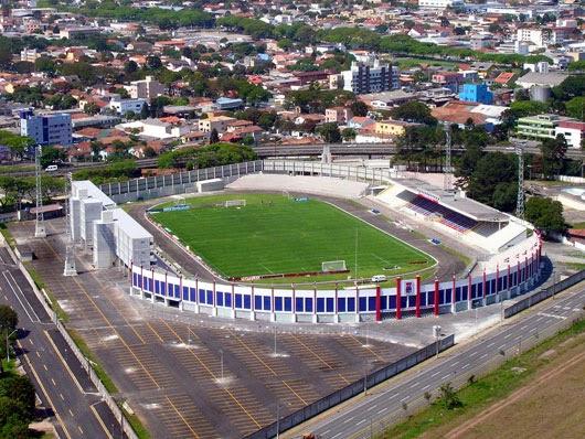 Estádio Dorival Junior - Paraná x Paysandu