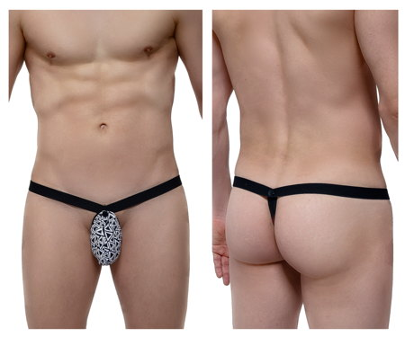 Petit-Q 4in1 Thong Tバック