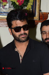 Shatamanam Bhavati Team at Sandhya Theater  0047.JPG