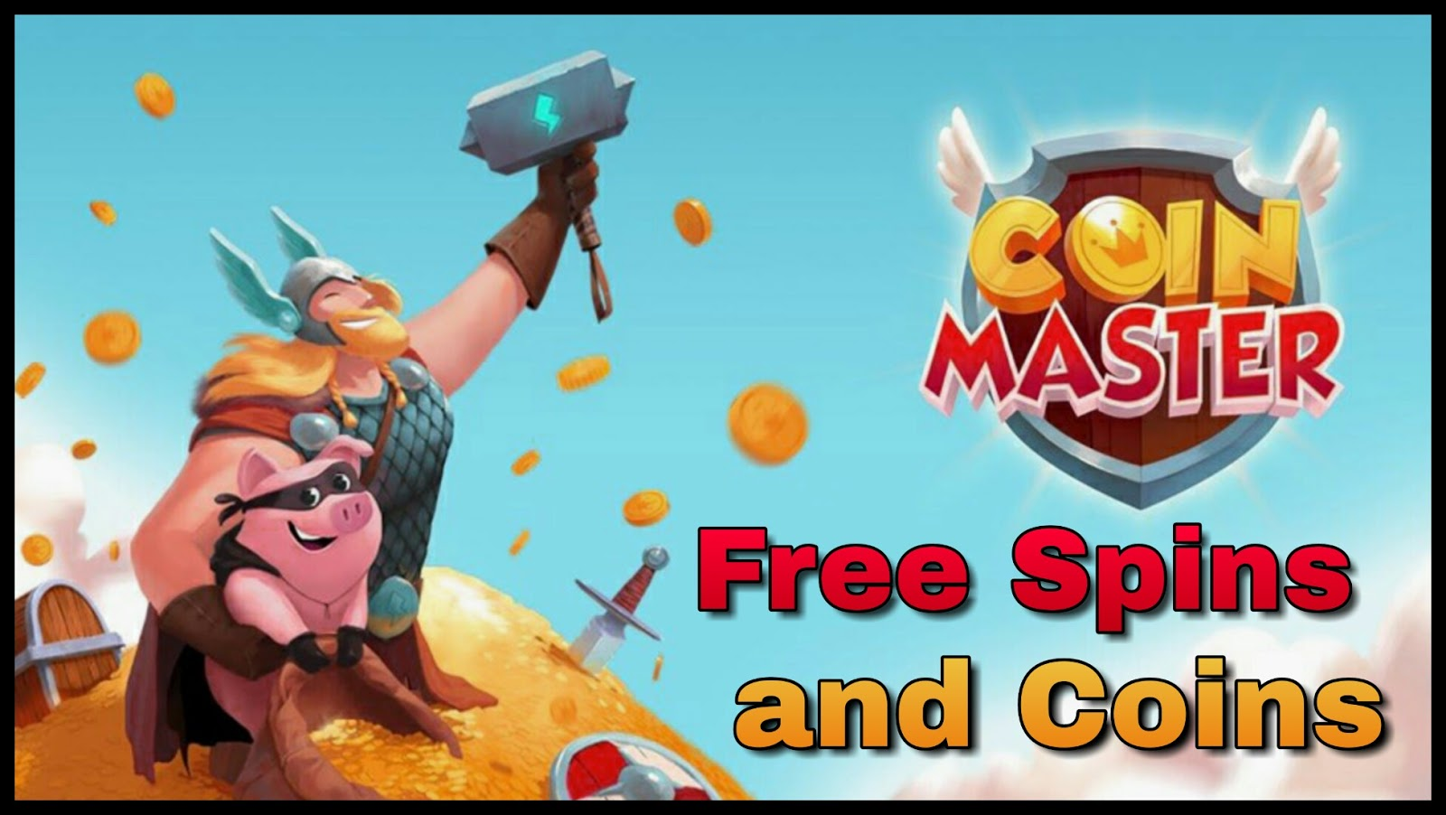 Free coins and spins