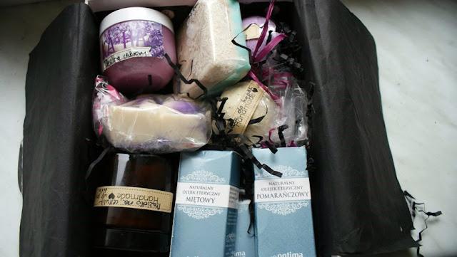 Kosmetyczny DIY box od Kasi