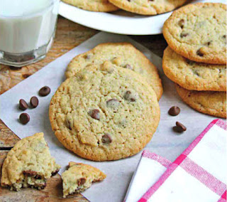 american chocolate chip cookies recipe