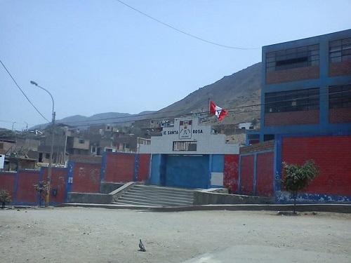 Colegio 3076 SANTA ROSA - Comas