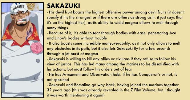5 Buah Iblis Terkuat One Piece Berdasarkan Daya Hancurnya Beserta Penggunanya