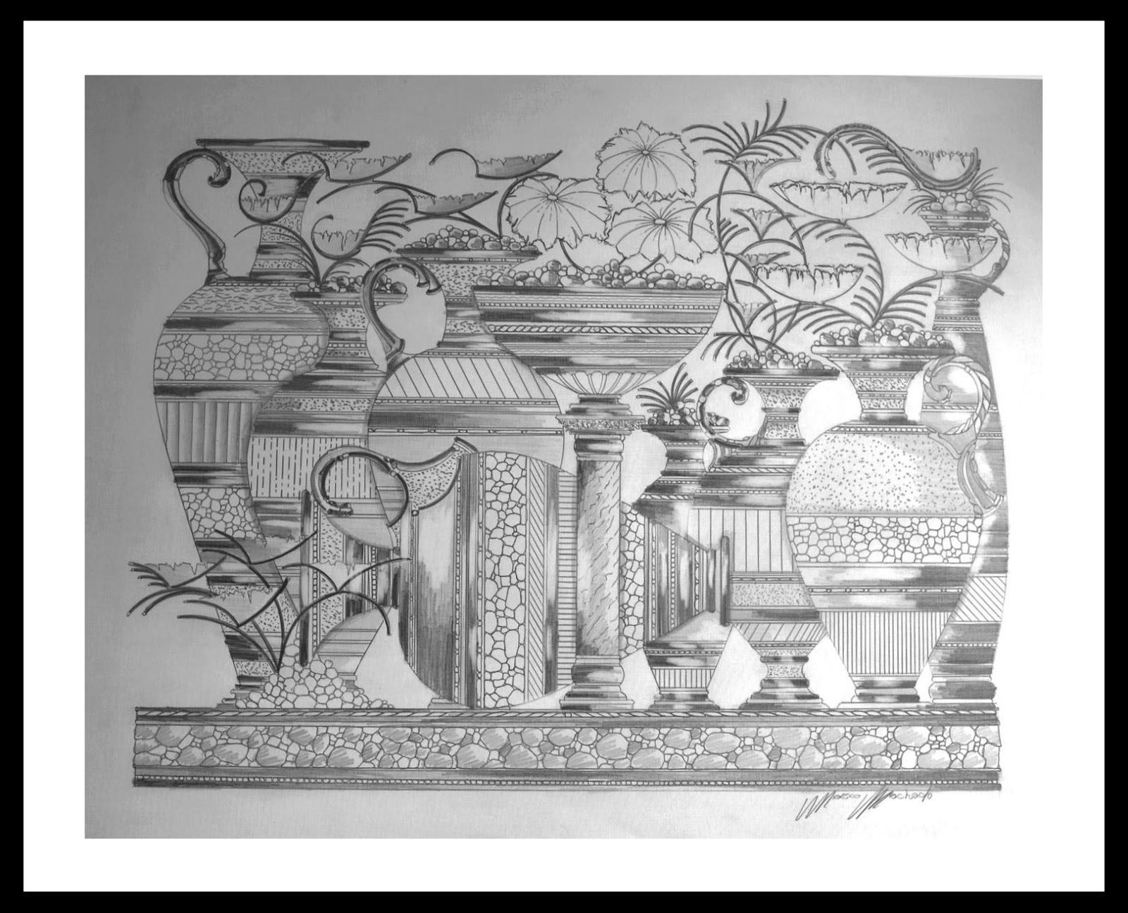Obras & Artes.
