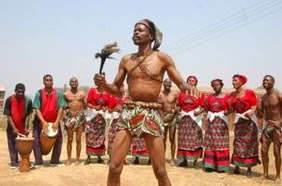 Rain making ceremonies were controlled by the Mbona Tribe.