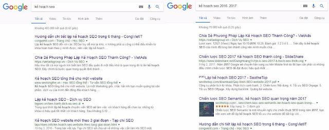 Tìm kiếm Google nâng cao