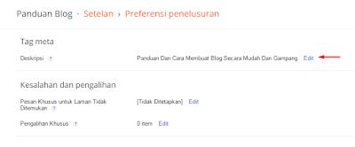 Cara Daftar Blog Di Blogspot Untuk Pemula