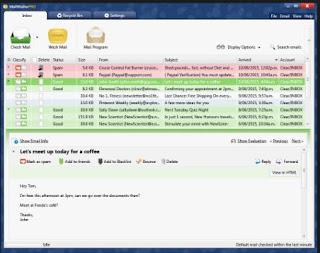 برنامج, مدير, بريد, الكترونى, للتخلص, من, رسائل, الإيميل, المزعجة, MailWasher
