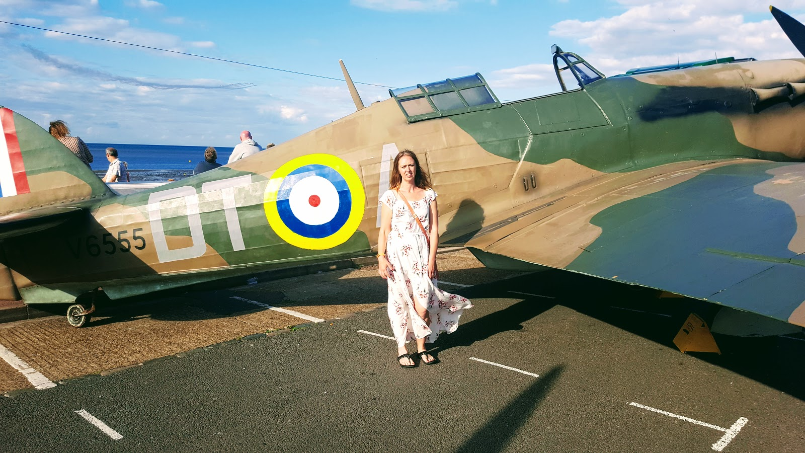 A Day Out At South East Air Show Herne Bay