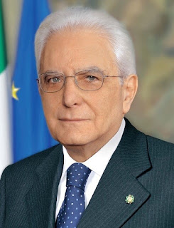 Sergio Mattarella, the 12th President of the Italian Republic