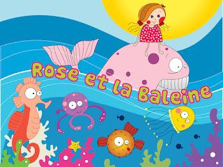 Livret Connaissance et sensibilisation  Intitulé  (Rose et la baleine)