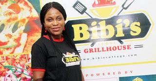 Adetutu Adekunle, founder of Bibi's GrillHouse