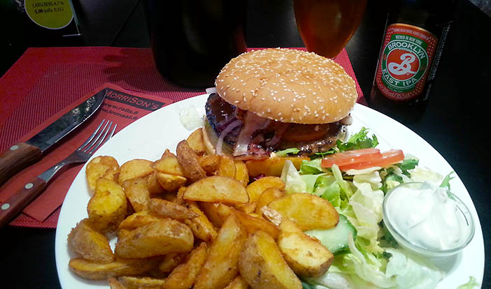 Rock Burger - MorriSon's