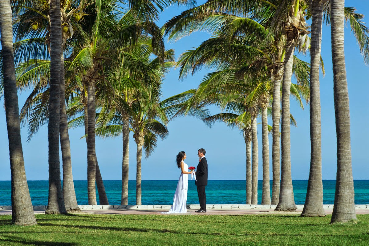 Wedding Bells in the Caribbean