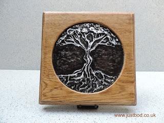 Tree of Life in metal - prototype