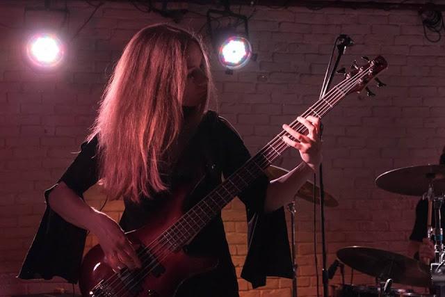 Ladies of Metal: Manon Fortin (Wedingoth), Ladies of Metal, Manon Fortin, Wedingoth